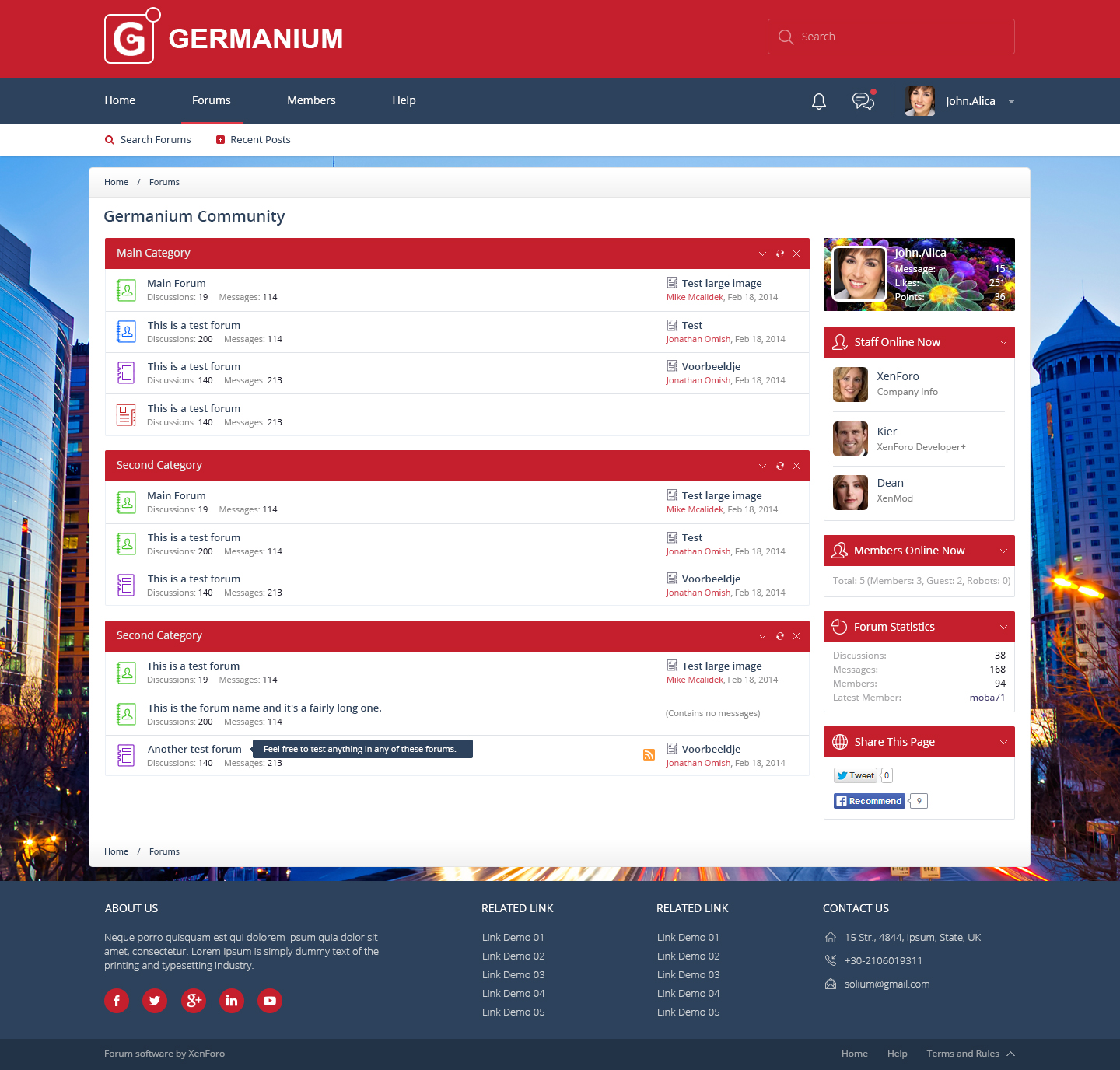 Germanium_Forum